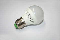 1电灯泡光 库存图片