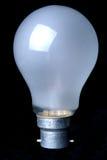 电灯泡光 图库摄影