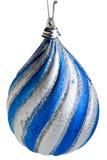 电灯泡圣诞节装饰品 库存图片