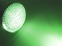 电灯泡导致光 免版税图库摄影