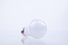 电灯泡导致光 免版税库存图片