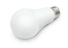 电灯泡导致光 免版税库存照片