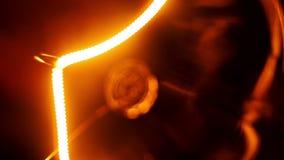 电灯泡概念想法例证光向量 影视素材