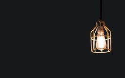 电灯泡概念想法例证光向量 免版税库存照片