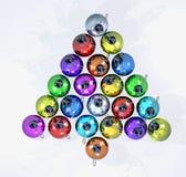 电灯泡结构树 库存图片