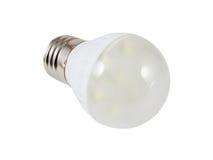 电灯泡能源导致轻的节省额smd 免版税库存图片