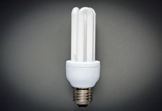 电灯泡节能 免版税图库摄影