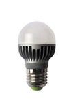 电灯泡e27能源g45查出safing导致的对象 免版税图库摄影