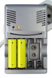 电的充电器 图库摄影