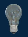 电的电灯泡 图库摄影