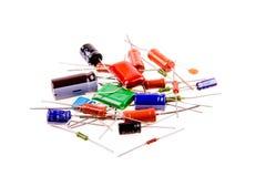 电的要素 免版税库存图片