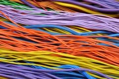 电缆和导线 免版税库存图片