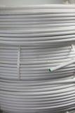 电缆和输送管道劳斯  免版税库存图片