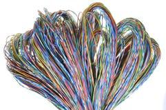 电缆滚动 免版税库存照片