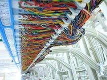 电缆电汇 免版税库存照片