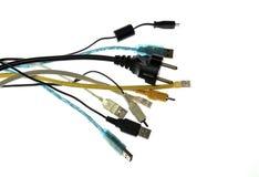 电缆 图库摄影