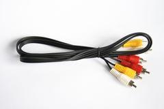 电缆 免版税库存照片