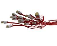 电缆 库存例证