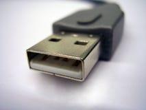 电缆usb 免版税图库摄影