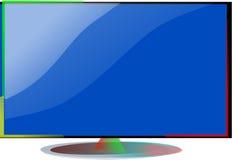 电视传染媒介 图库摄影
