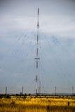 电视和无线电铁塔 图库摄影