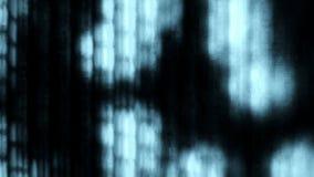 电视噪声0738 图库摄影