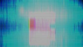 电视噪声cauntdaun 股票视频