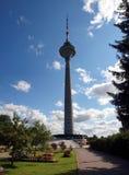电视塔。塔林。爱沙尼亚 图库摄影