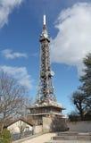 电视塔在利昂,法国 免版税库存照片