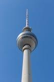 电视塔柏林,德国 免版税库存照片