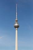 电视塔柏林,德国 库存图片