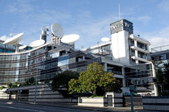电视新西兰 库存图片