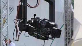 电视照相机 股票视频