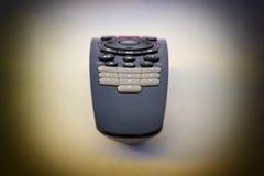 电视遥控小插图 免版税库存照片