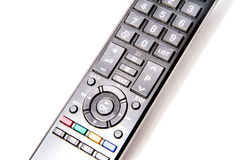 电视遥控控制器 库存照片