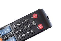 电视遥控控制器 免版税库存照片