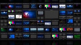 电视wall_051 股票录像