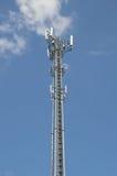 电话传输塔 免版税库存图片