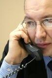 电话告诉 免版税图库摄影