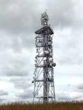 电话帆柱 库存照片