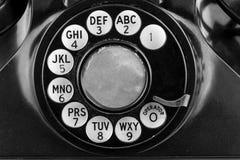 电话拨号盘 免版税库存照片