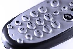 电话按钮 免版税库存图片
