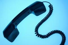 电话收货人 免版税库存照片