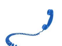 电话收货人 皇族释放例证