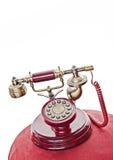 电话机葡萄酒 免版税库存照片