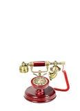 电话机葡萄酒 免版税库存图片