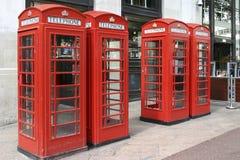 电话箱子 免版税图库摄影