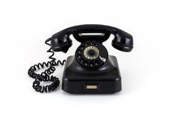 电话从五十年代 库存照片