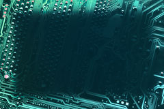 电路板框架 免版税库存图片