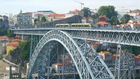 电车运河河城市 影视素材